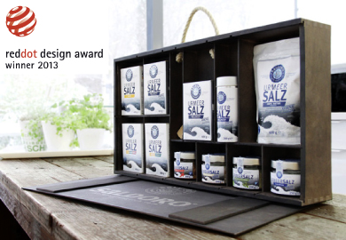 Red Dot Design Award Winner 2013 Saldoro Koffer