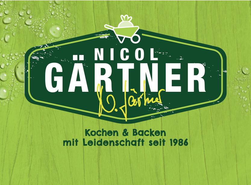 Nicol Gärtner Logo Visual