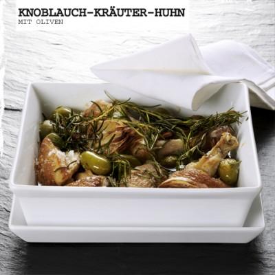 Rezept-Knoblauch-Kräuter-Huhn