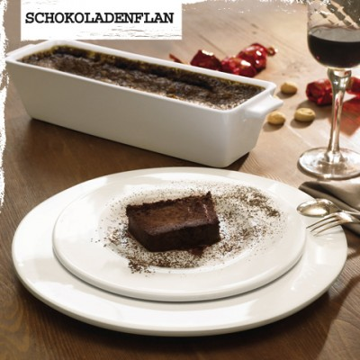 Rezept-Schokoladenflan