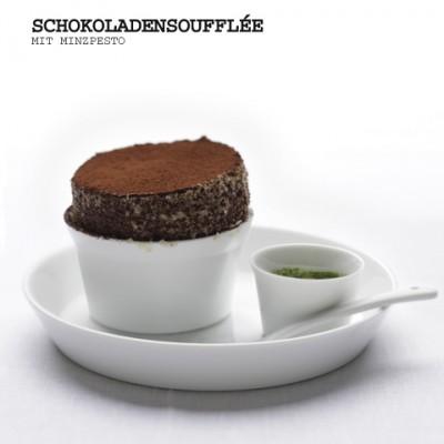 Rezept-Schokoladensoufflee
