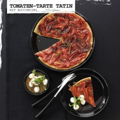 Tomaten-Tarte-Tatin
