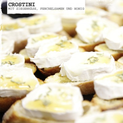 crostiniziegenkaese