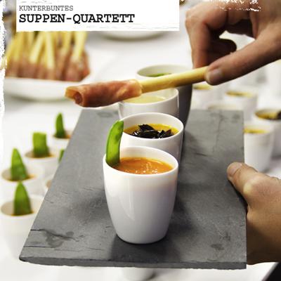 Suppenquartett