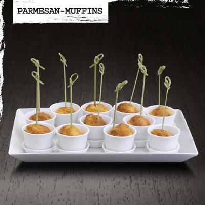 Parmesan-Muffins
