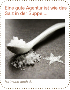 Salz in der Suppe