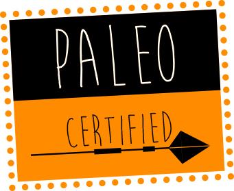 Paleo-certified