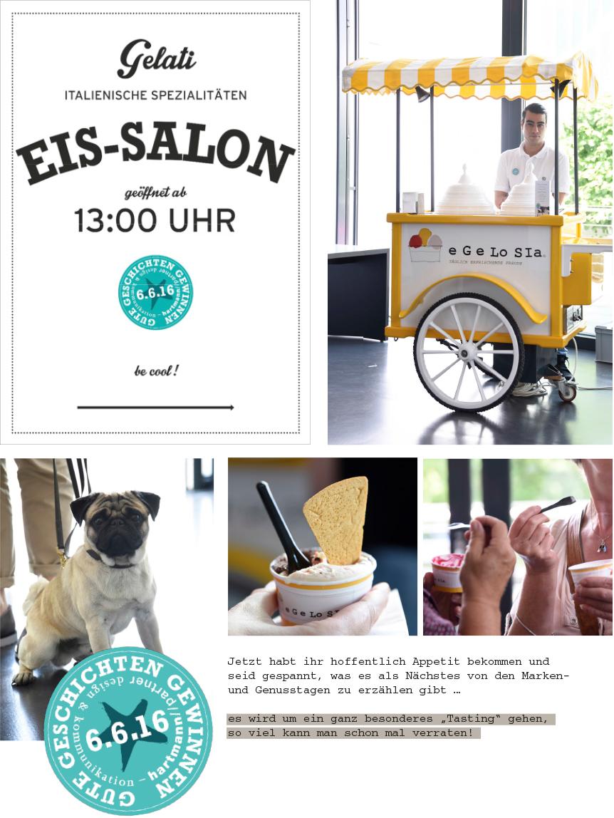 Eiswagen-Mops