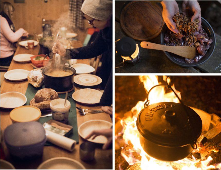 erfahrung im kochen