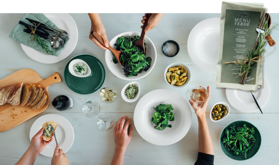 la cucina verde! |