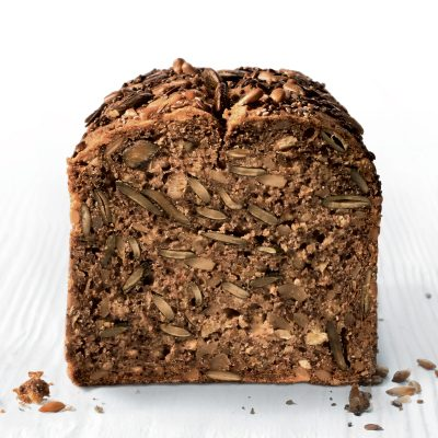 Biovegan Backrevolution – Powerbrot