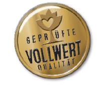 Biovegan Backrevolution – Vollwert Siegel